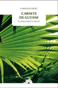 Carnets de Guyane