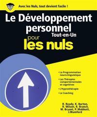 Le développement personnel tout en 1 pour les nuls