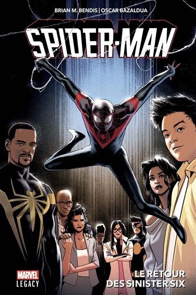 Spider-Man, Le retour des Sinister Six