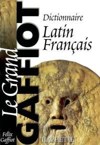 Dictionnaire latin-français