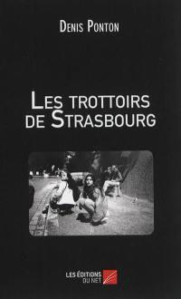 Les trottoirs de Strasbourg