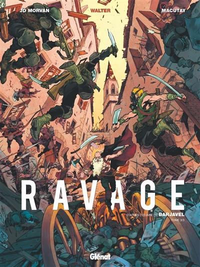 Ravage. Volume 3,