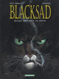 Blacksad. Volume 1, Quelque part entre les ombres