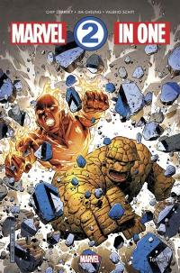 Marvel 2 in one. Vol. 1. Jour fatal