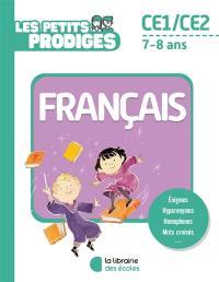 Les petits prodiges, français CE1, CE2, 7-8 ans