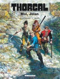 Thorgal. Volume 30, Moi, Jolan