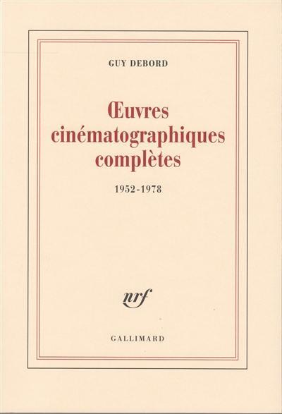 Oeuvres cinématographiques complètes