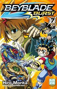 Beyblade burst. Volume 7,