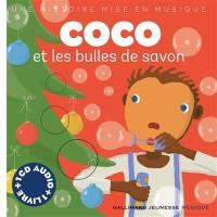 Coco et les bulles de savon