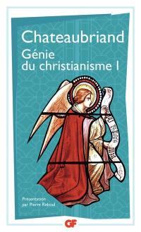 Génie du christianisme. Volume 1,