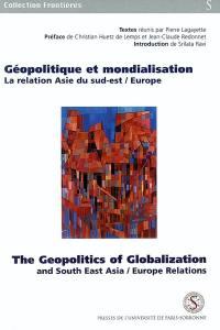 Géopolitique et mondialisation