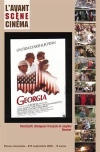 Avant-scène cinéma (L'). n° 675, Georgia