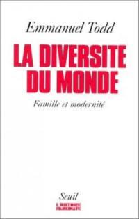 La diversité du monde