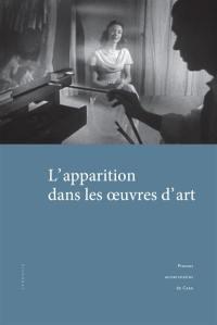 L'apparition dans les oeuvres d'art
