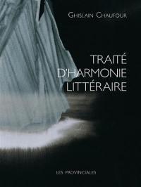 Traité d'harmonie littéraire