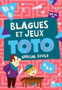 Blagues et jeux Toto