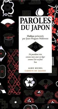 Paroles du Japon