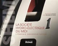 La société hydro-électrique du Midi