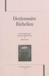 Dictionnaire Richelieu