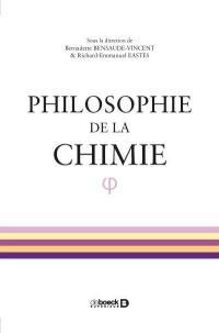Philosophie de la chimie