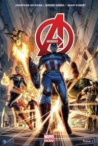 Avengers. Volume 1, Le monde des Avengers