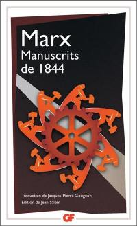 Manuscrits de 1844