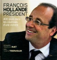 François Hollande, Président