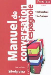 Manuel de conversation espagnole