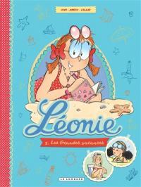 Léonie. Volume 3, Les grandes vacances