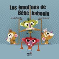 Les émotions de Bébé babouin