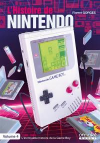 L'histoire de Nintendo. Volume 4, 1989-1999