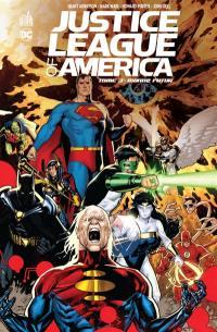 Justice League of America. Volume 3, Monde futur