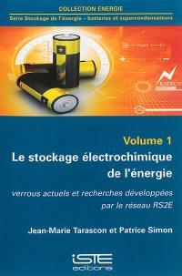 Le stockage électrochimique de l'énergie