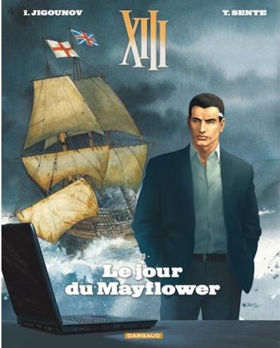 XIII. Volume 20, Le jour du Mayflower