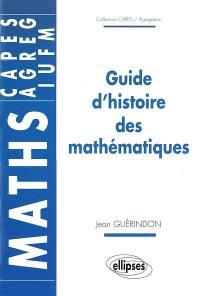 Guide d'histoire des mathématiques