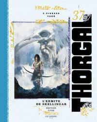 Thorgal. Volume 37, L'ermite de Skellingär