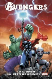Avengers, Les Avengers des terres perdues