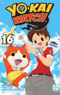 Yo-kai watch. Volume 16,