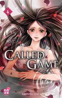 Called game. Volume 4,