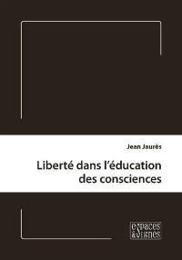Liberté dans l'éducation des consciences