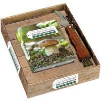 Le coffret Larousse des champignons : reconnaître les 170 espèces les plus courantes
