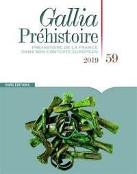 Gallia préhistoire. n° 59,