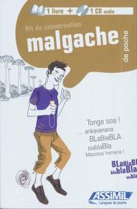 Kit de conversation malgache de poche
