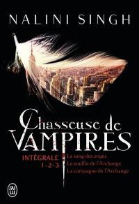 Chasseuse de vampires, volumes 1-2-3