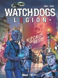 Watch dogs legion. Volume 1,