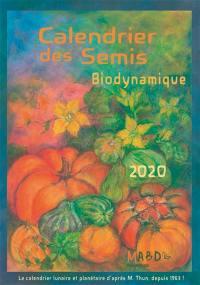 Calendrier des semis 2020