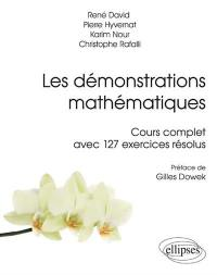 Les démonstrations mathématiques