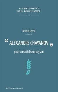 Alexandre Chayanov