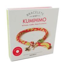 Le kit bracelets kumihimo