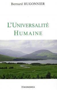L'universalité humaine